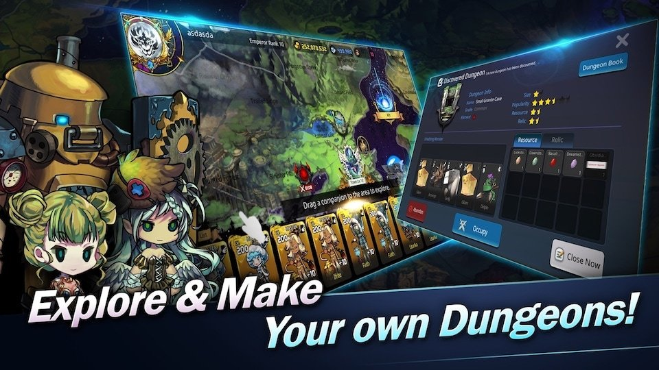 Lord of Dungeons apk 2