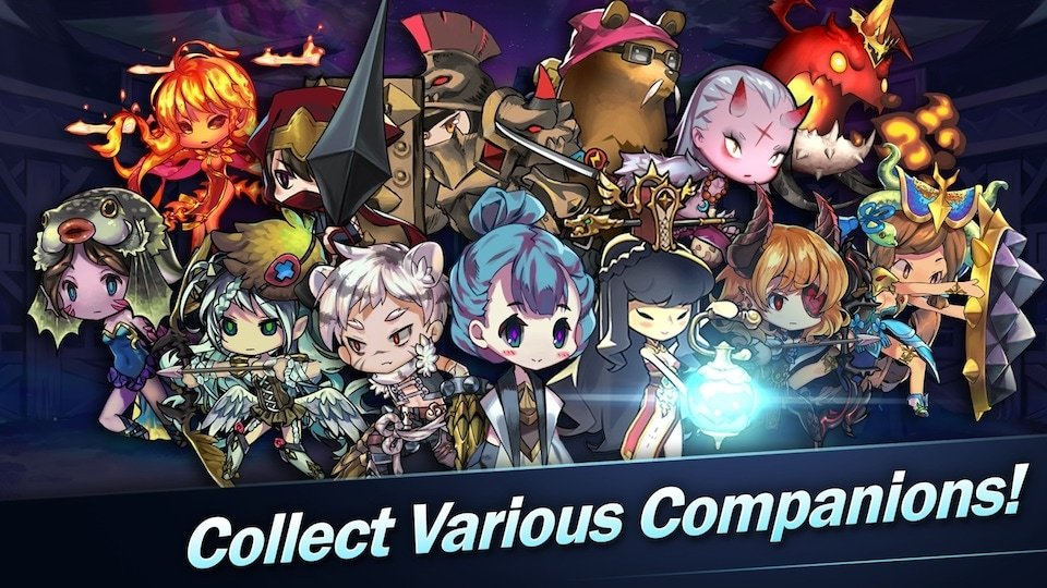 Lord of Dungeons apk 4