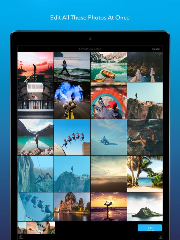 Download Enlight Quickshot - The great photo editor for iPhone/iPad