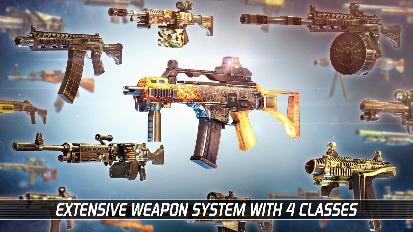 Unkilled weapons