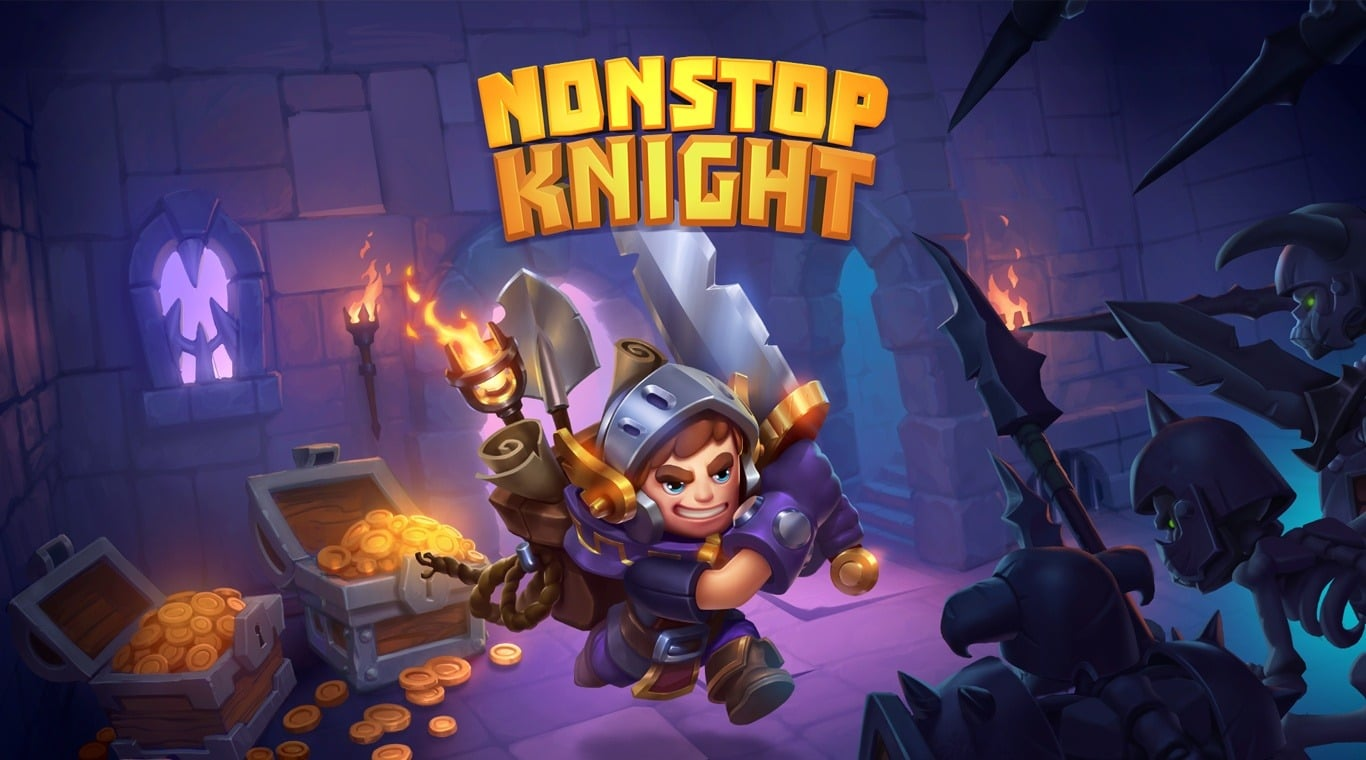 Nonstop Knight 2 cover