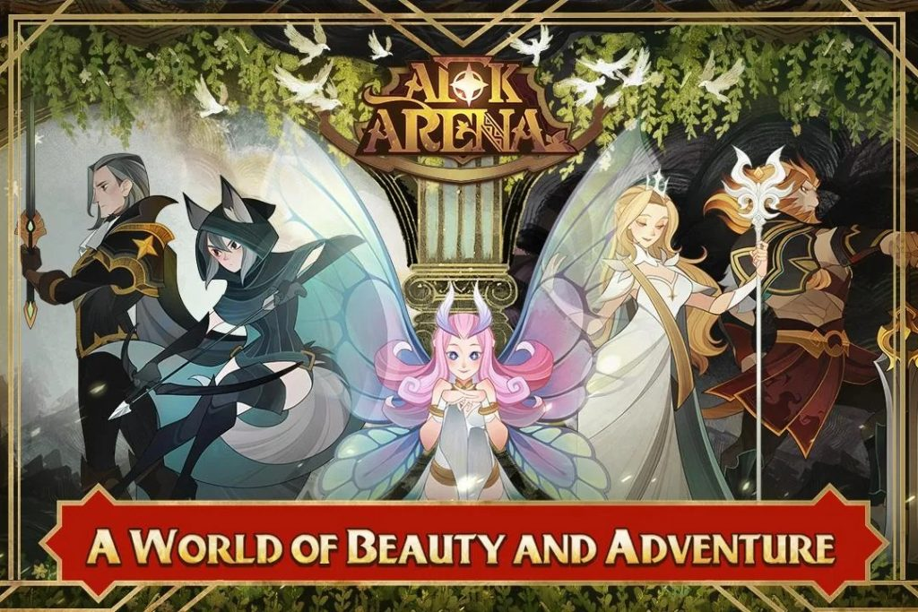 AFK Arena story 1024x683