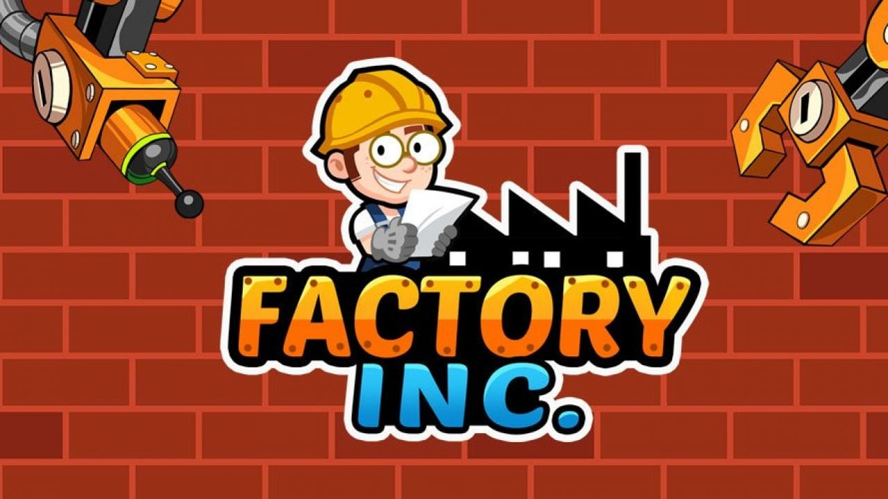 Factory Inc Cover