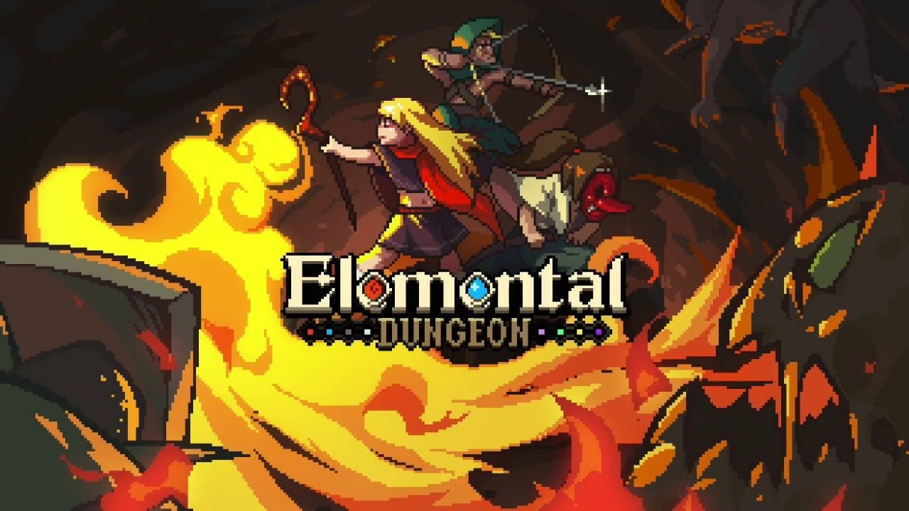 Elemental Dungeon Cover Photo
