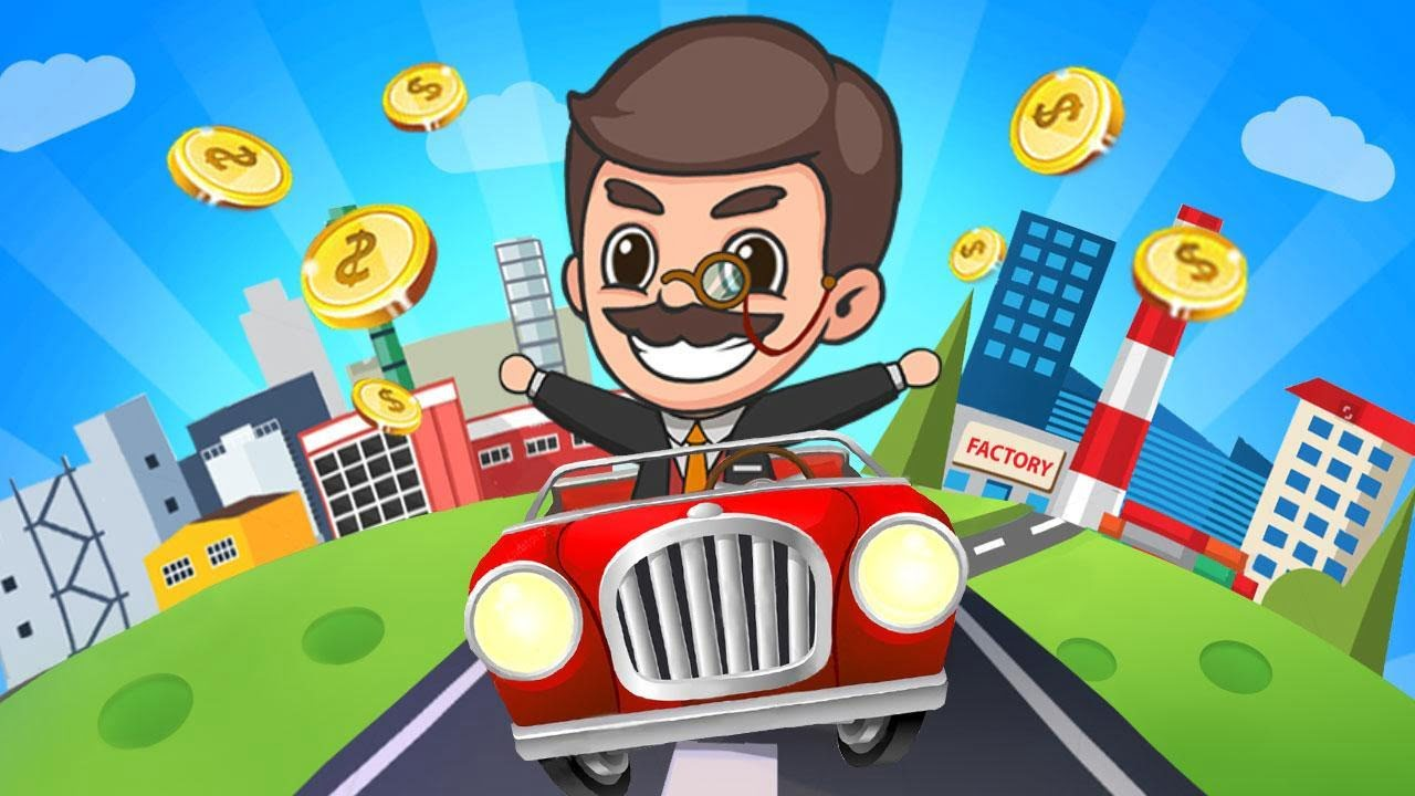 Idle Car Tycoon cover
