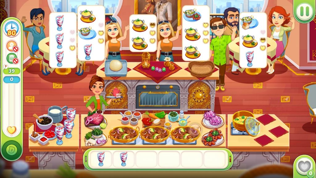 Delicious World gameplay 1024x576