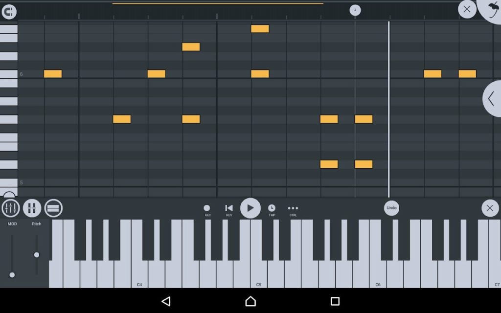 FL Studio Mobile for android 1024x640