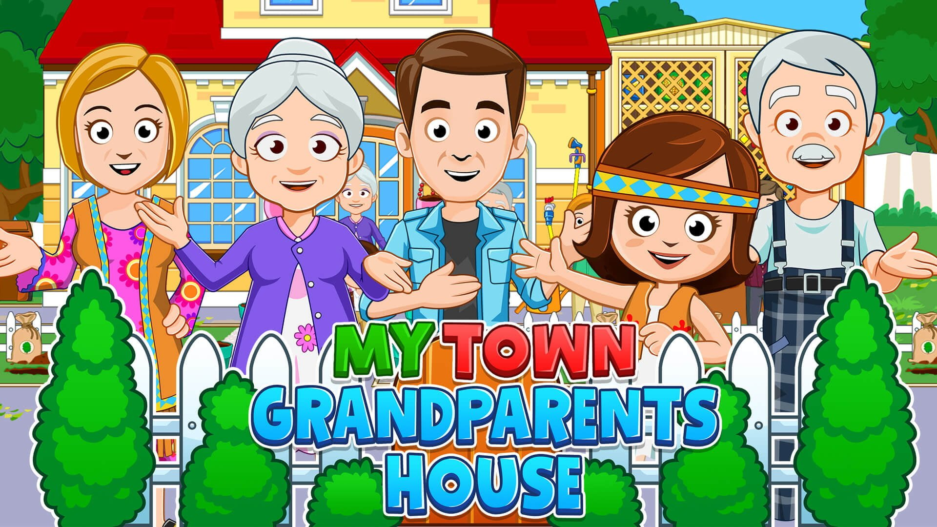 My City Grandparents Home APK 322.322.32 Paid Download free for Android