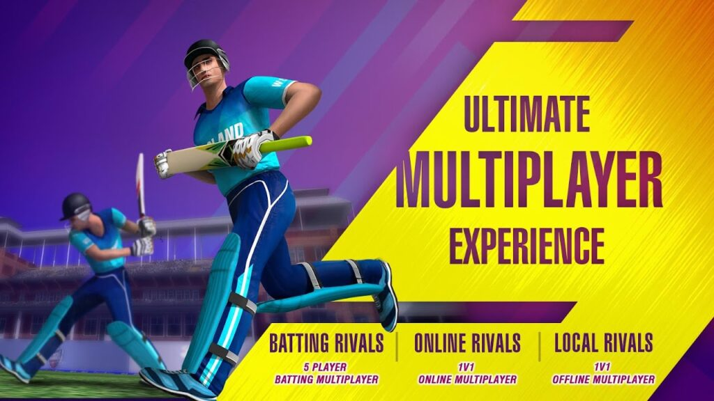 World Cricket Championship 2 for android 1024x576