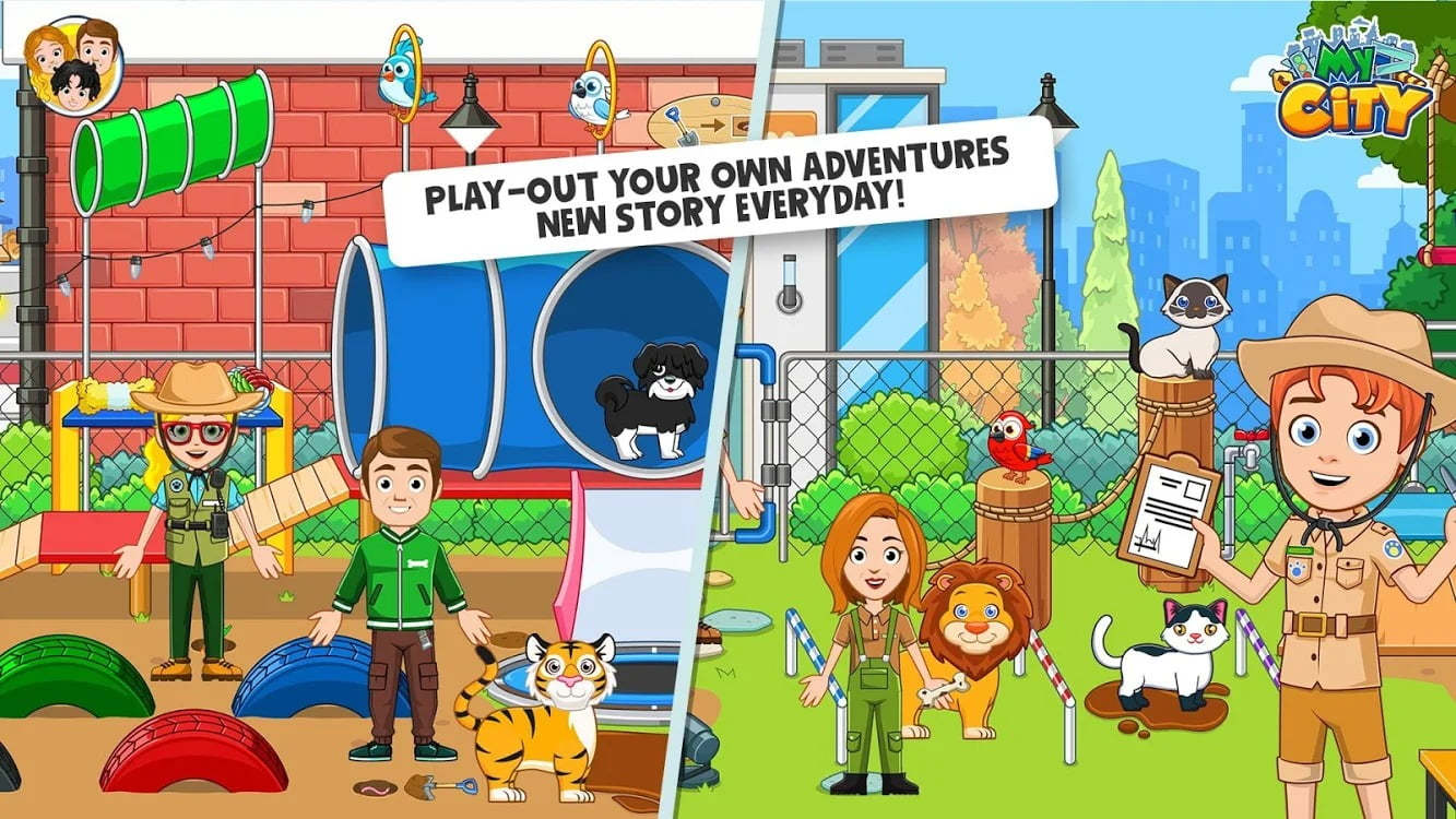 My City Animal Shelter APK download