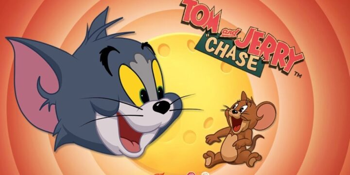 Tom and Jerry Chase APK cover 720x360