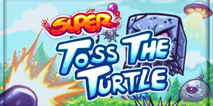 Super Toss The Turtle Cover 720x360