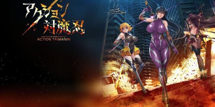 Action Taimanin APK cover 720x360