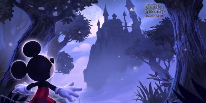 Castle of Illusion APK cover 1440x720