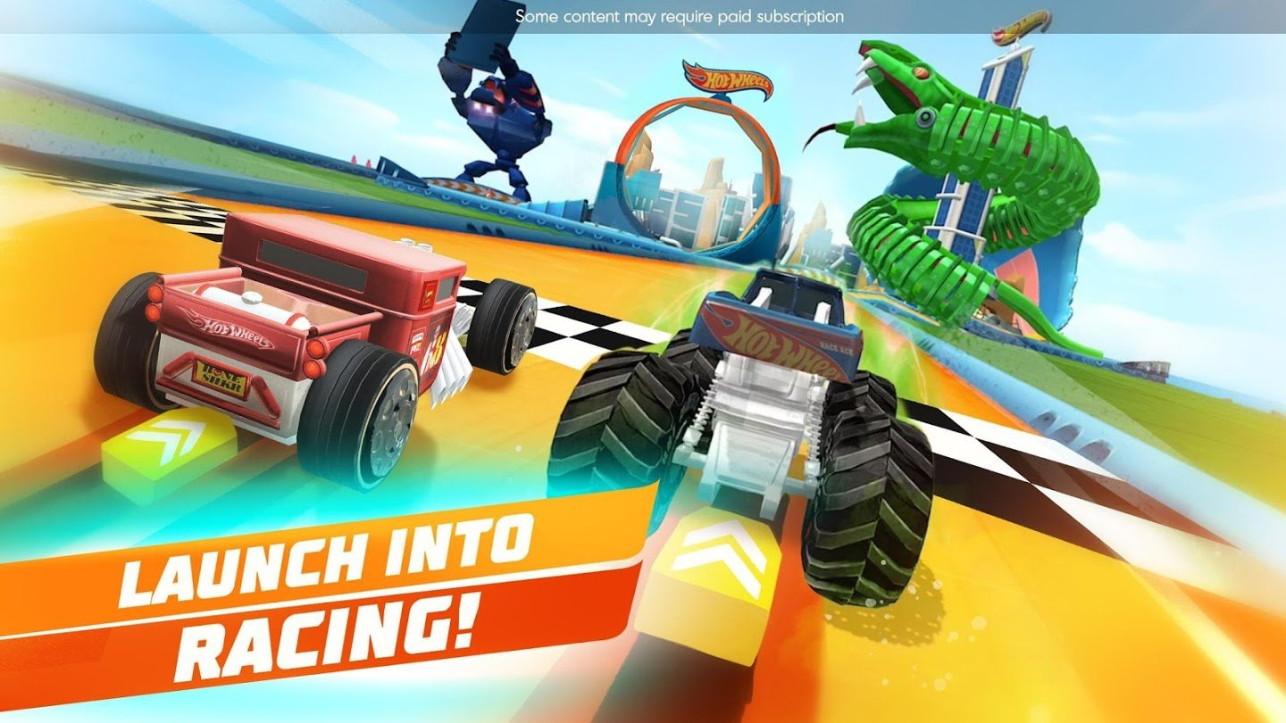 Hot Wheels Unlimited for android