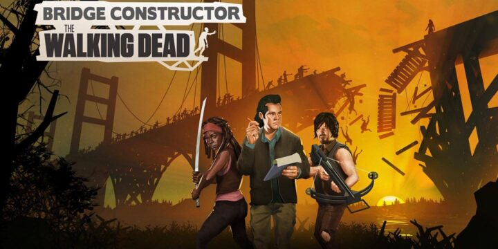 Bridge Constructor The Walking Dead cover 720x360