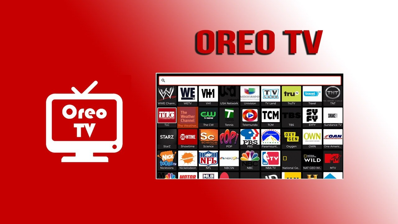 OREO TV MOD APK 1 9 1 No Ads Download for Android TV Phones
