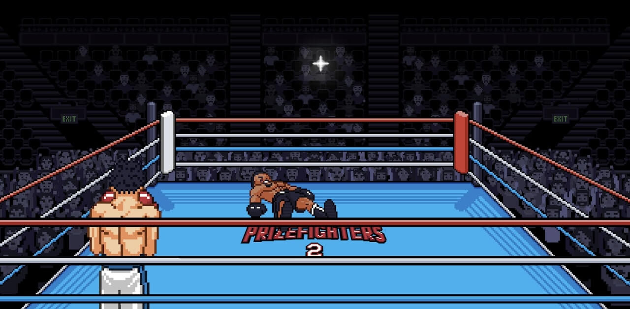 Prizefighters 2 Graphics