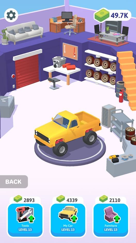Repair My Car MOD for Android