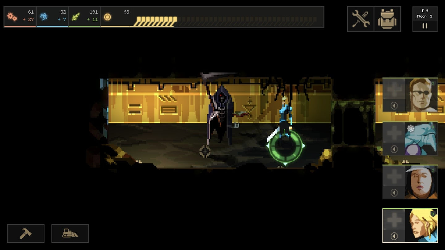 Dungeon of the Endless Apogee gameplay