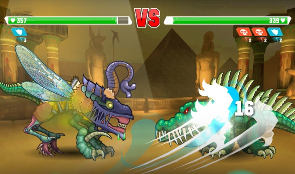 Mutant Fighting Cup 2 mod apk download