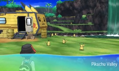 Pokemon Ultra Moon screenshot
