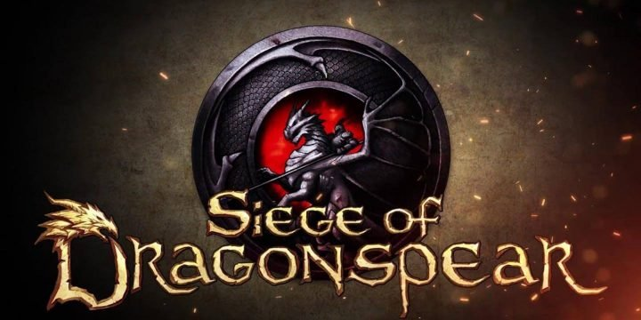 Siege of Dragonspear APK cover 720x360