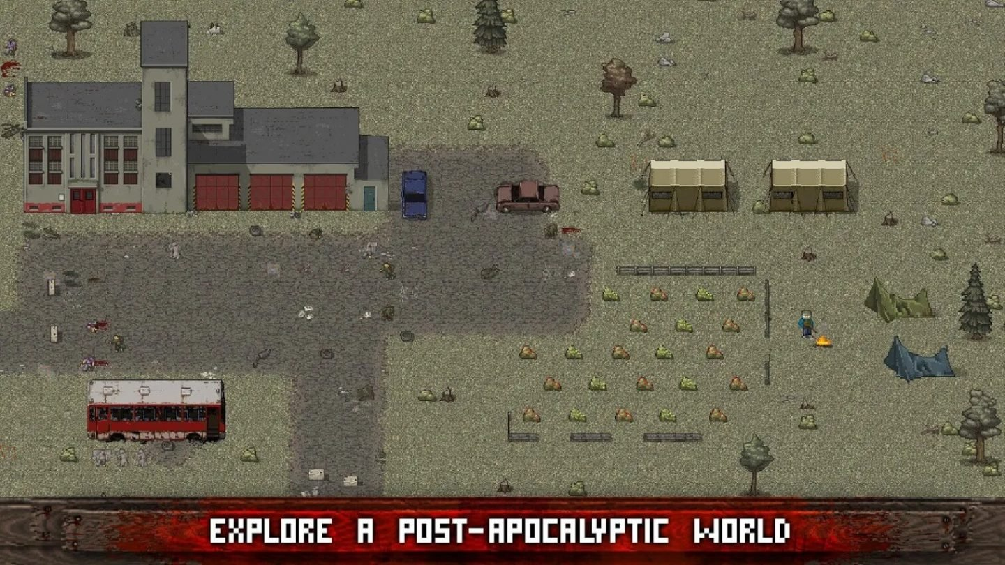 Mini DAYZ for Android 1440x810
