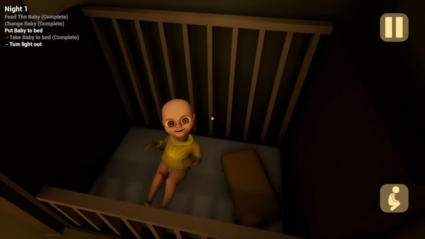 The Baby In Yellow MOD by APKMODY 1440x810