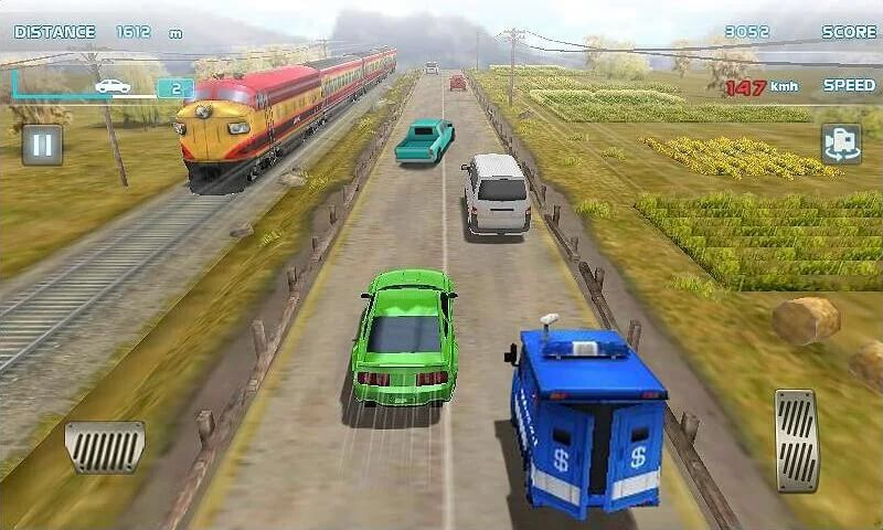 Turbo Driving Racing 3D for Android