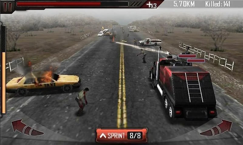Zombie Roadkill 3D for Android