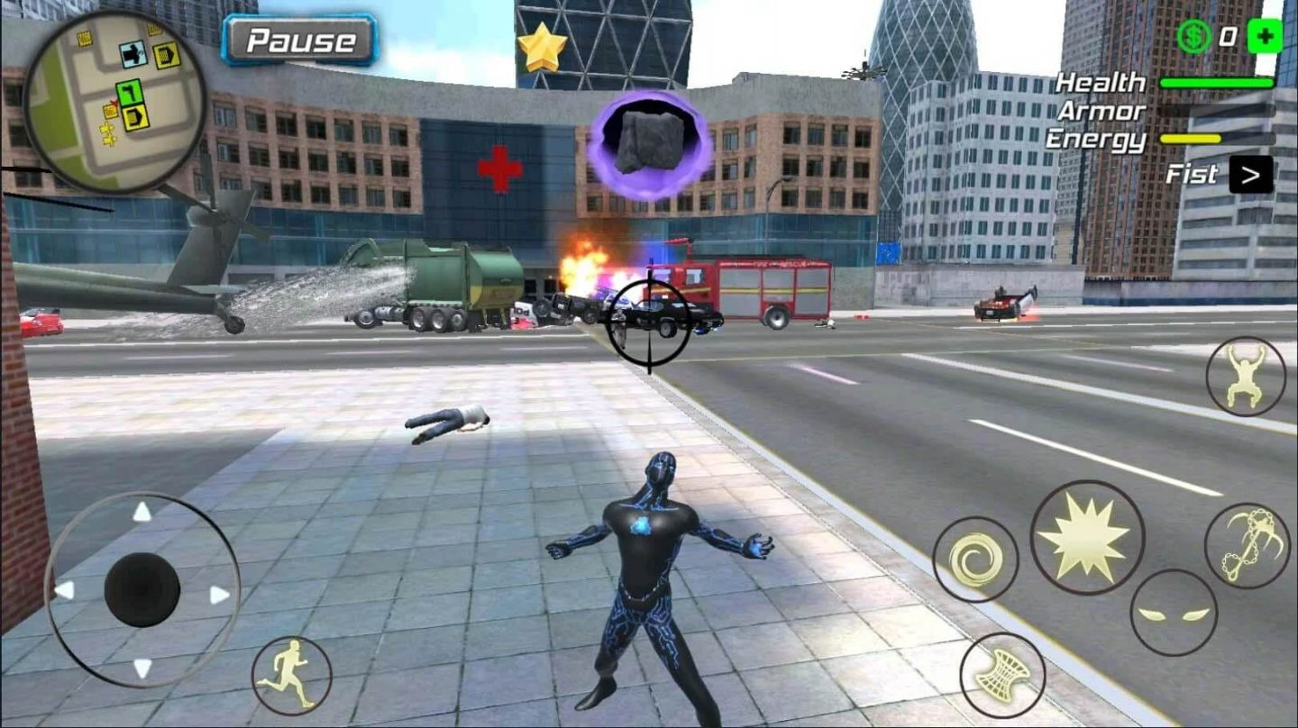Black Hole Hero for Android 1440x808