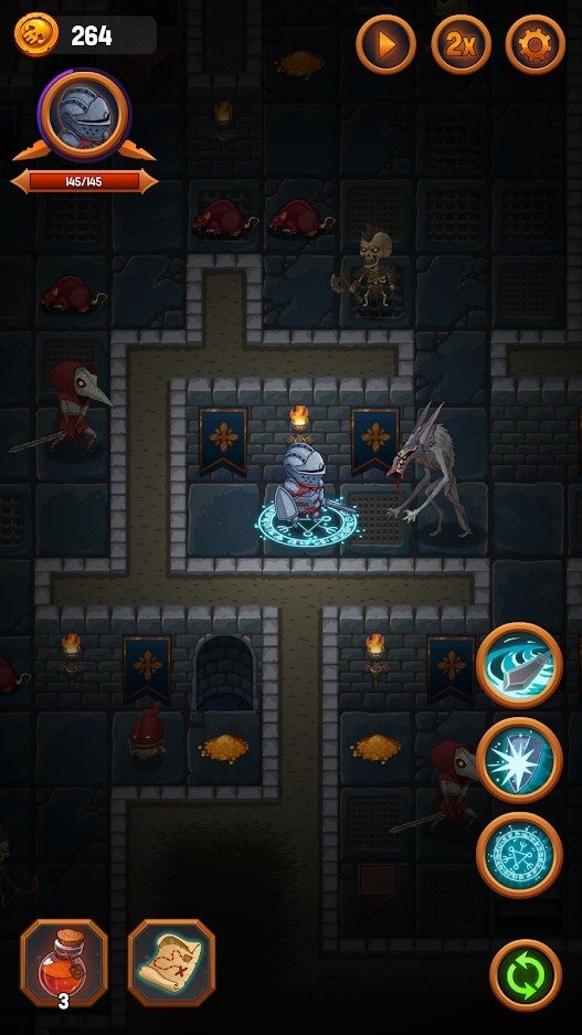 Dungeon Age of Heroes MOD APK download
