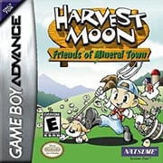 Harvest Moon: More Friends of Mineral Town icon