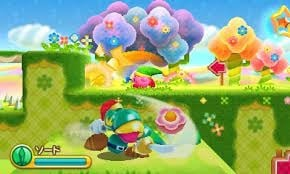 Kirby Triple Deluxe 3DS ROM on APKMODY