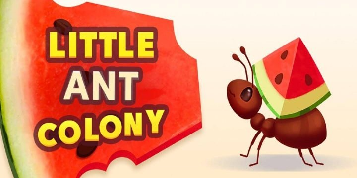 Little Ant Colony MOD APK cover