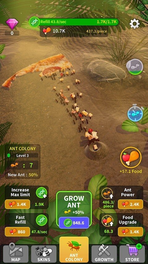 Little Ant Colony for Android