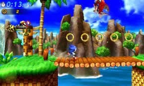 Sonic Generations ROM download