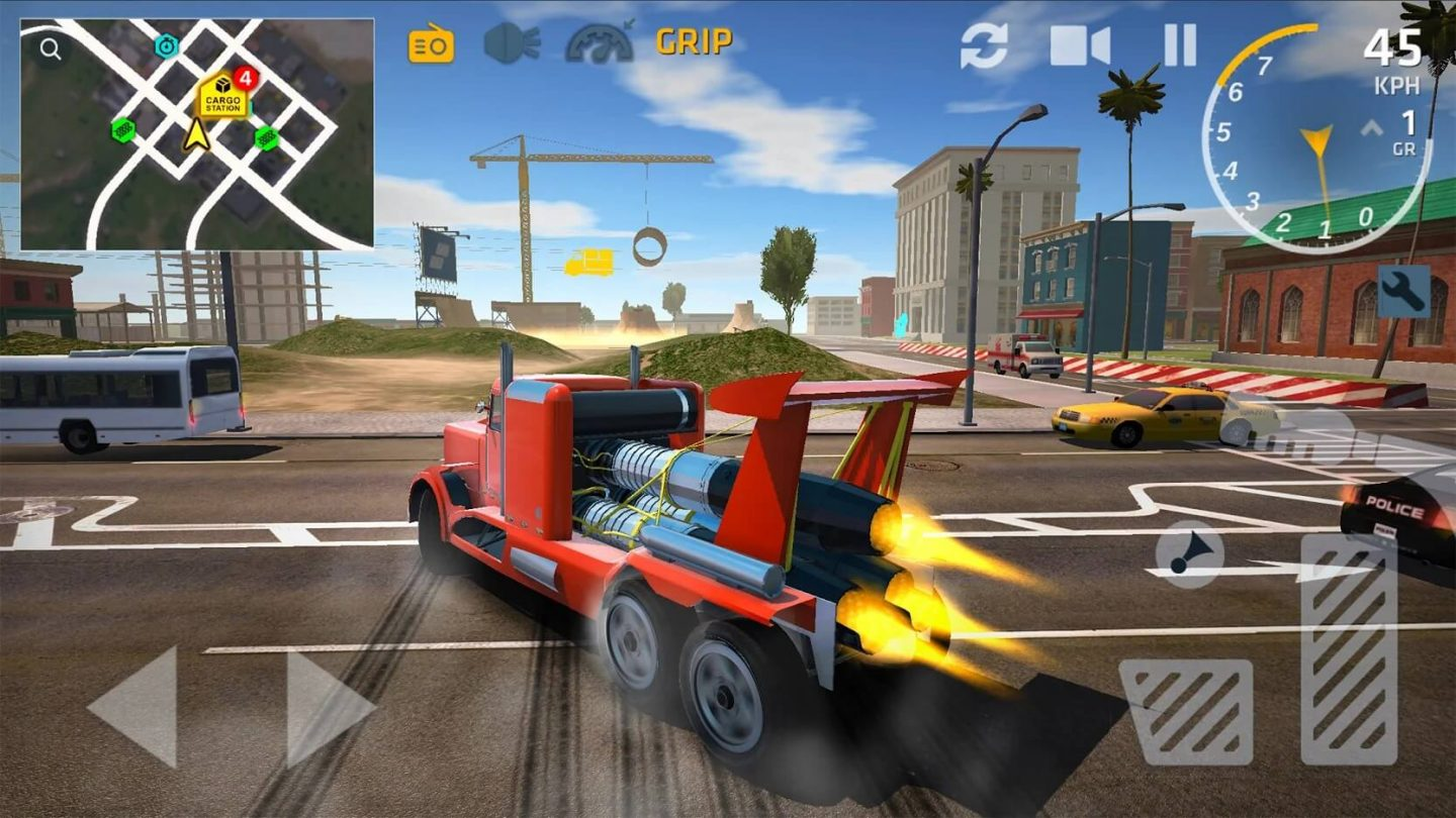 Ultimate Truck Simulator for Android 1440x810