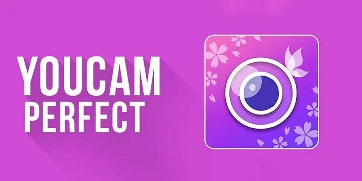 YouCam Perfect MOD APK cover