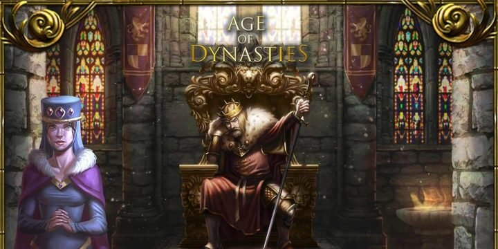 Age of Dynasties MOD APK cover