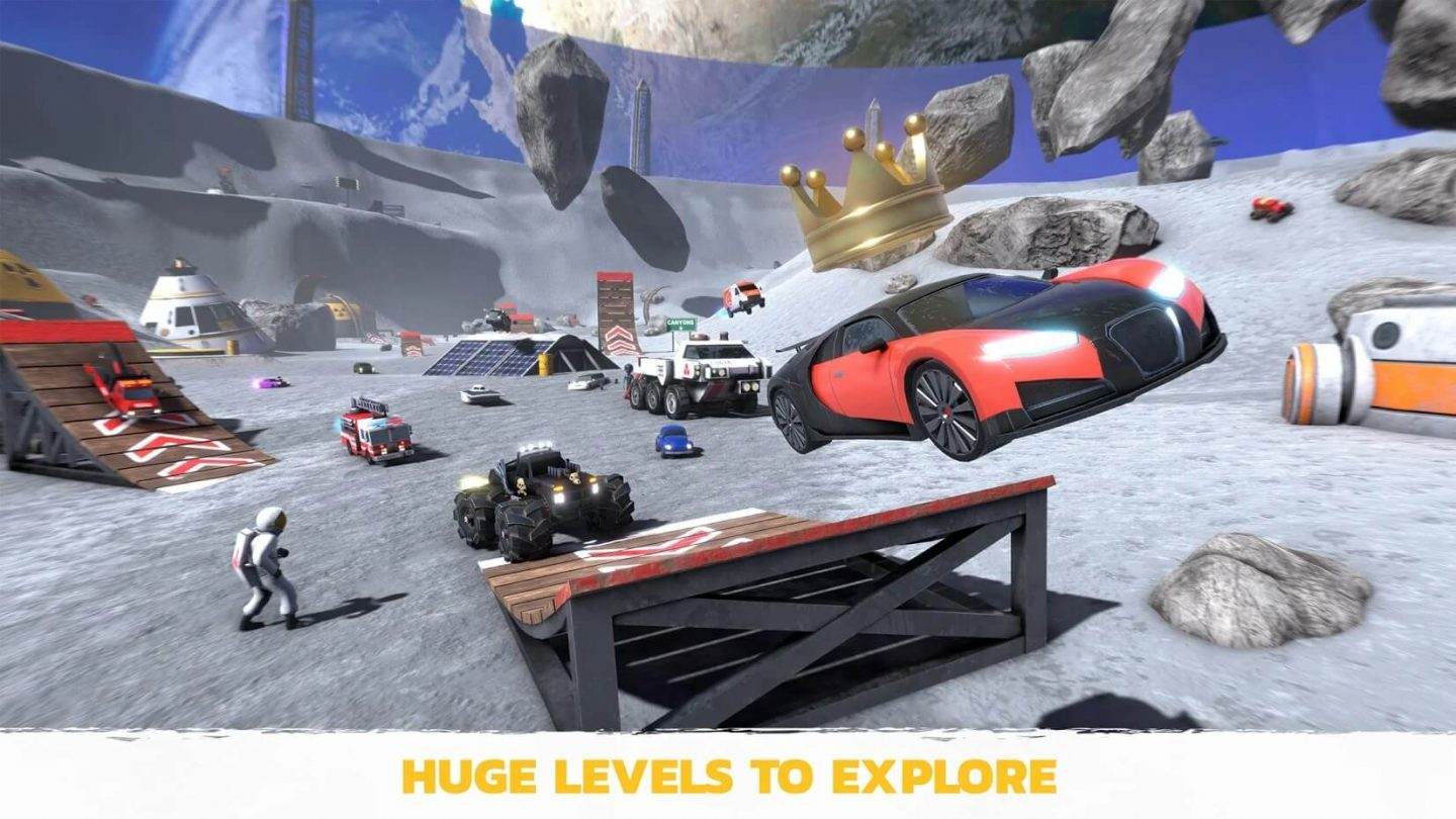Crash Drive 3 for Android 1440x810