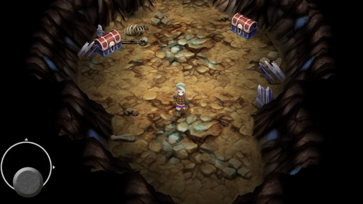 FINAL FANTASY III for Android 1440x810