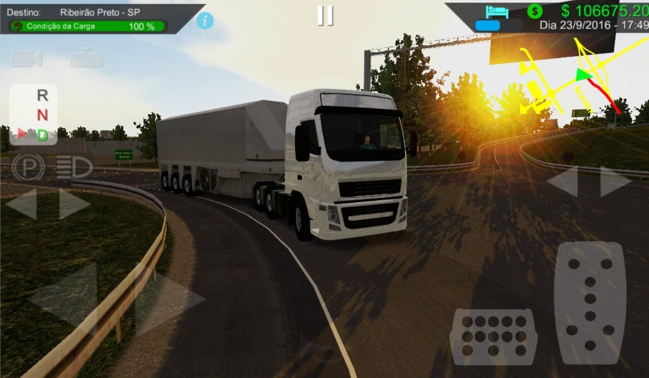 Heavy Truck Simulator for Android