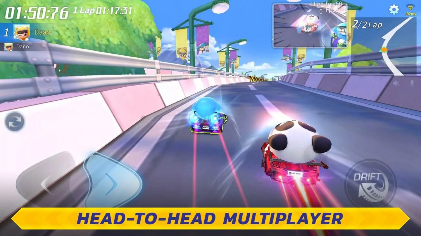 KartRider Rush for Android 1440x810