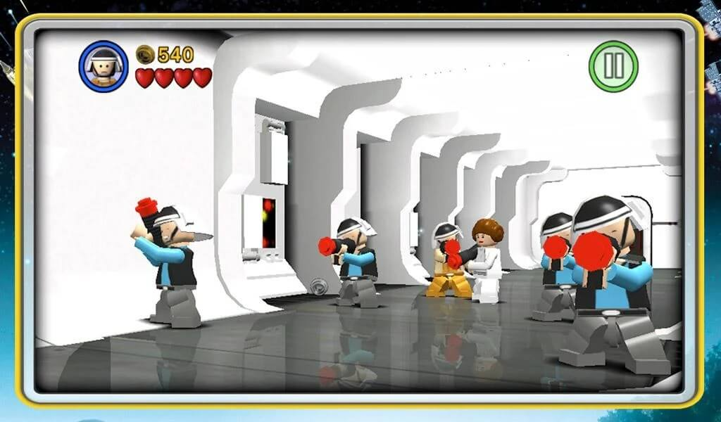 LEGO Star Wars TCS for Android