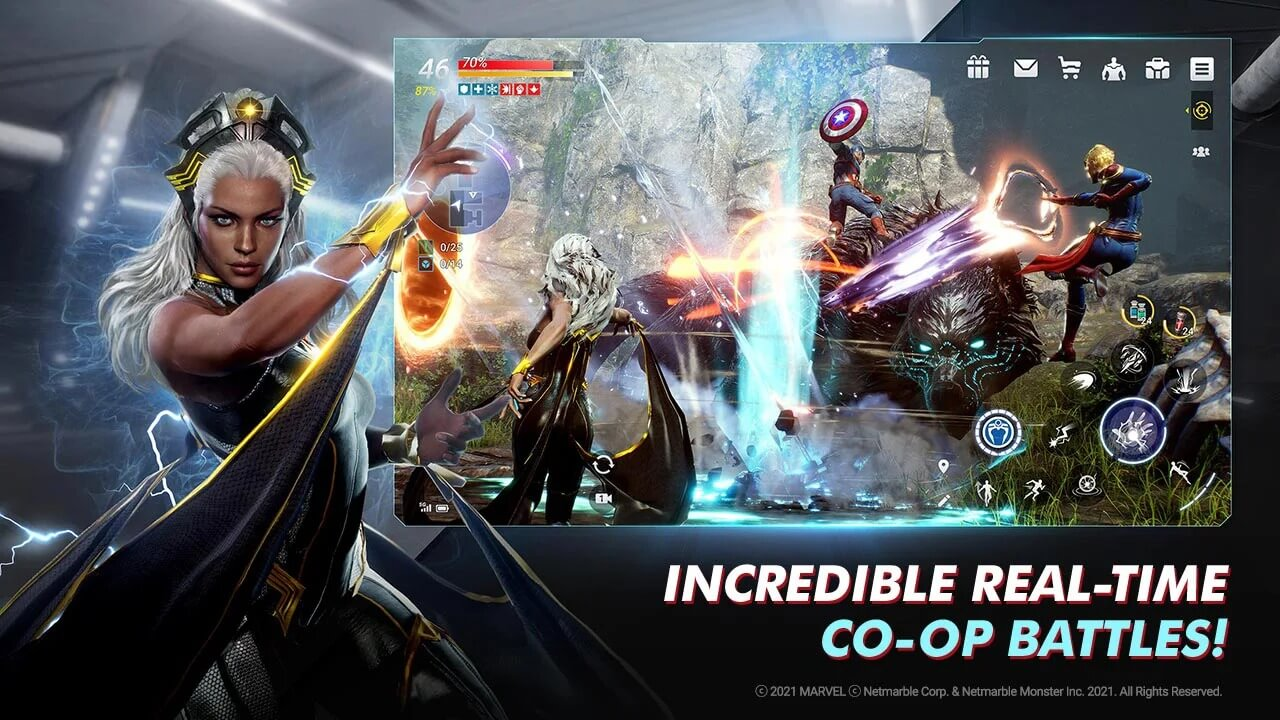 MARVEL Future Revolution for Android
