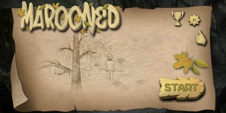Marooned MOD APK cover