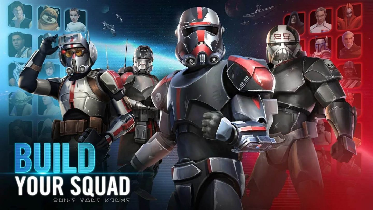Star Wars Galaxy of Heroes for Android 1440x810