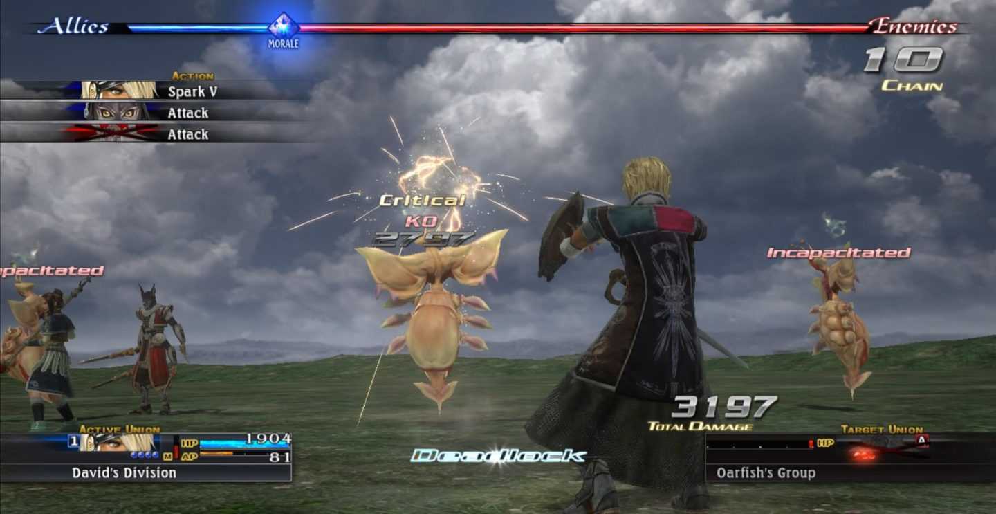 THE LAST REMNANT Remastered on APKMODY 1440x743